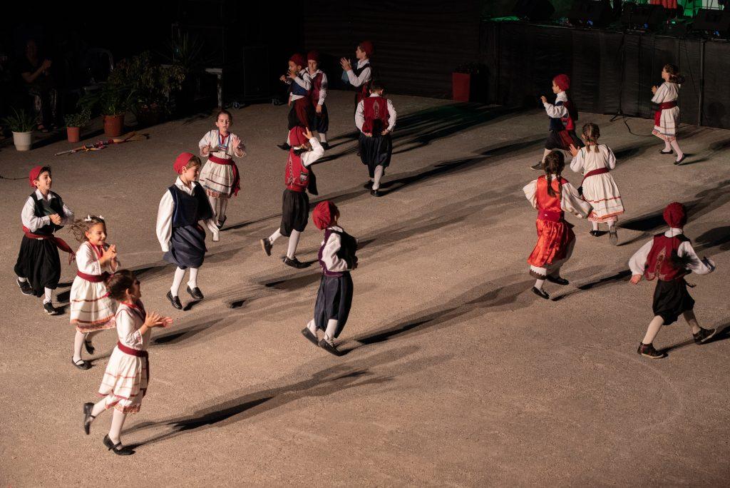 Χορευτικό Φεστιβάλ Τεγέας 2019
