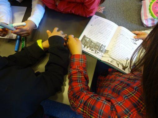 Εργαστήριο Δημιουργικής Γραφής για παιδιά