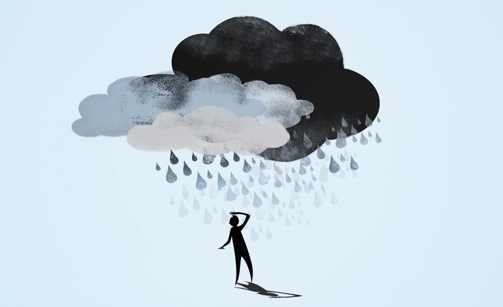 Αντώνης Πολίτης, κατάθλιψη