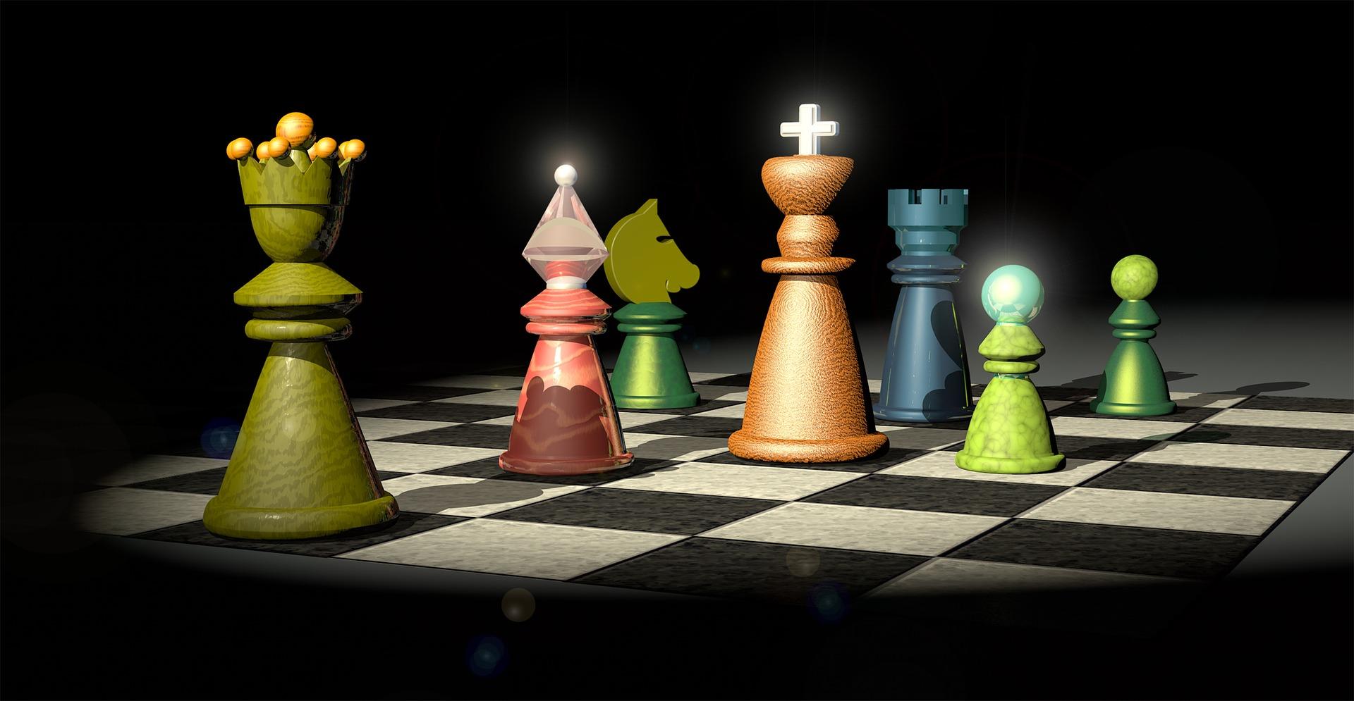Έναρξη μαθημάτων σκάκι για παιδιά 2021-2022