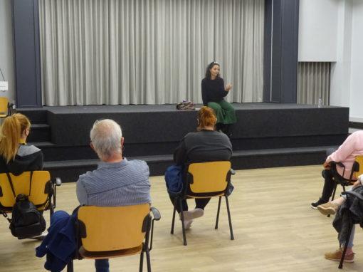 Θεατρικό Εργαστήρι – 4η συνάντηση, 26.10.2020
