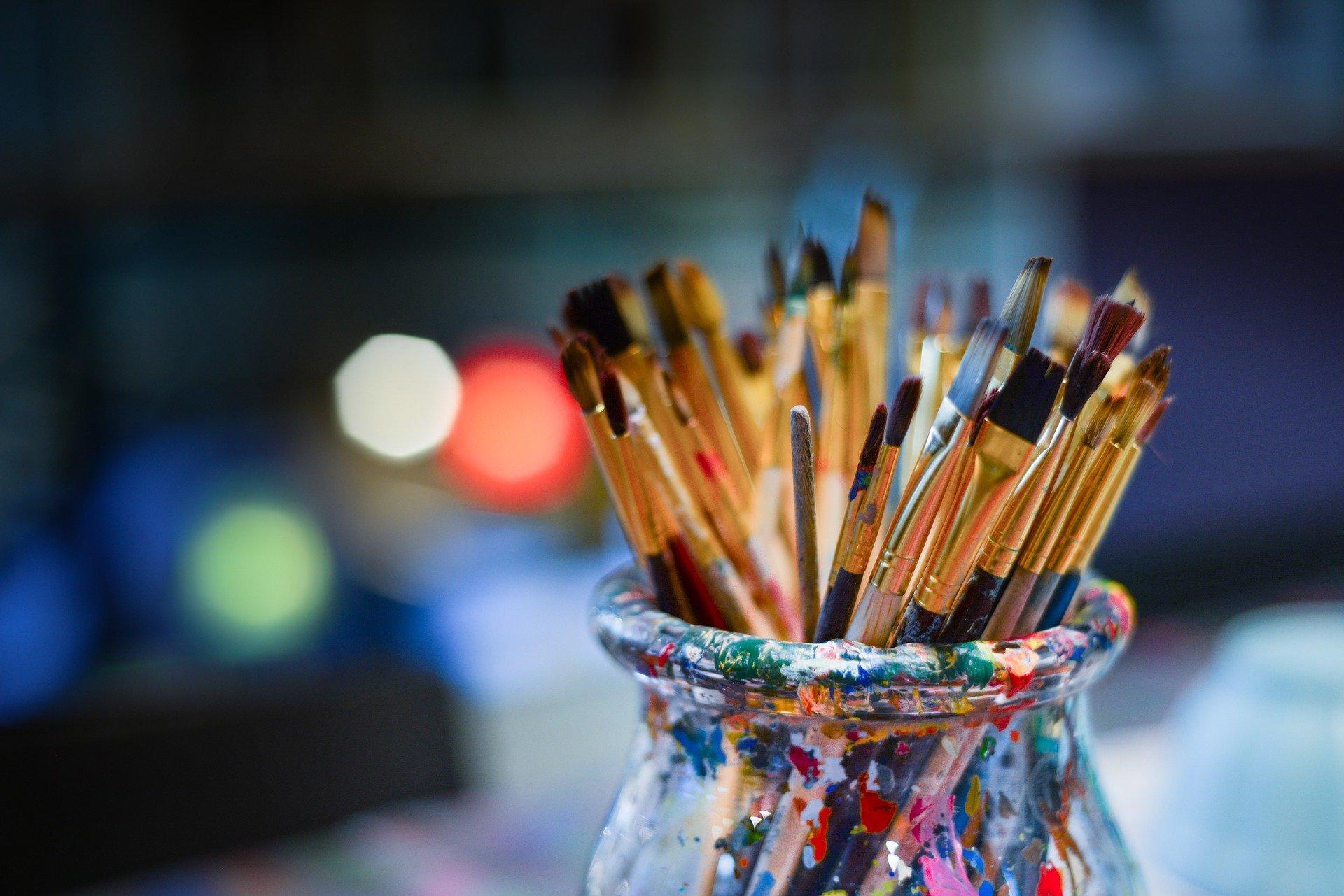 Εργαστήριο ζωγραφικής – επαναφορά διαδικτυακών μαθημάτων