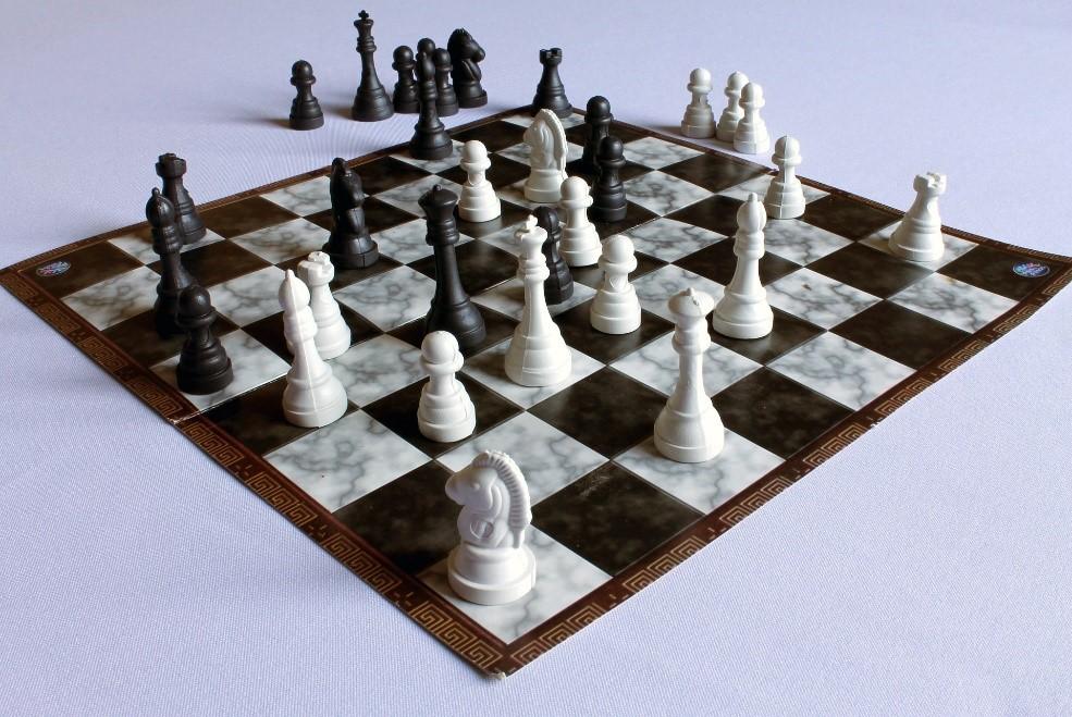 Μαθήματα Σκάκι για Ενήλικες
